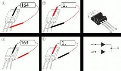 Как проверить SMD светодиод мультиметром