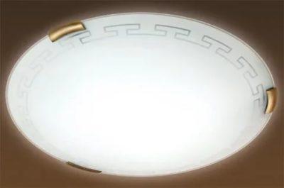 Как снять плафон с круглого потолочного светильника