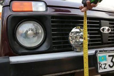 Можно ли ставить дополнительные фары на автомобиль