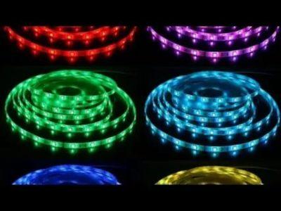 Какие есть светодиодные ленты