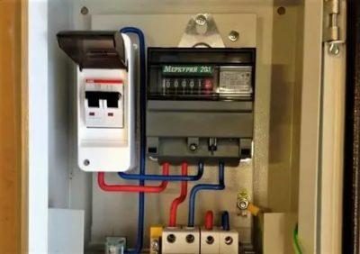 Что нужно для замены электрического счетчика