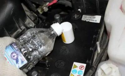 Как правильно залить жидкость в аккумулятор