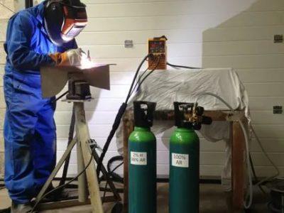 Как называется газ для сварочных работ