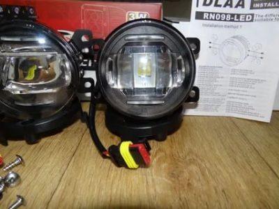 Можно ли ставить светодиодные противотуманки