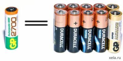 Можно ли заряжать обычные пальчиковые батарейки