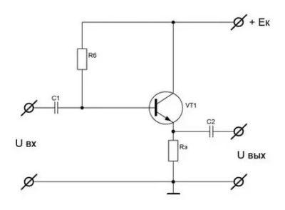 Как усилить напряжение с помощью транзистора