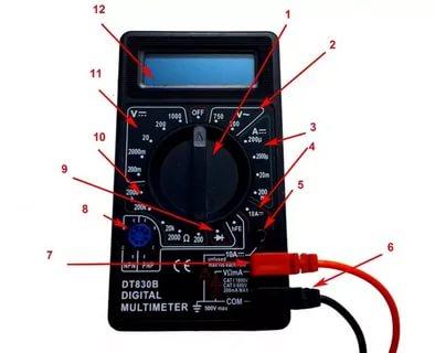 Как измерить ток в батарейке