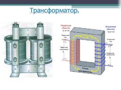 Чем генератор отличается от трансформатора