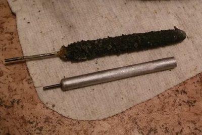 Для чего магниевый анод в бойлере