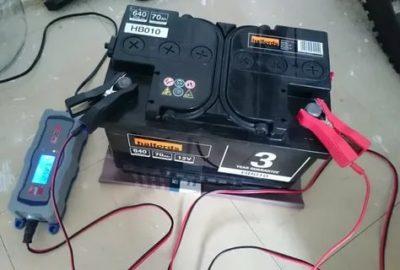 Как быстро заряжается аккумулятор