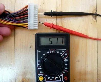 Как тестером проверить целостность провода