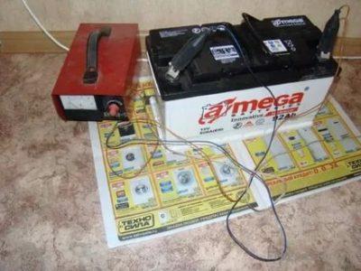 Можно ли заряжать аккумулятор в квартире