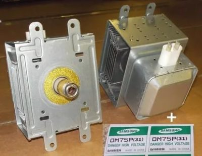 Кто создал магнетрон для микроволновки