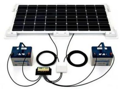 Какой ток вырабатывают солнечные батареи