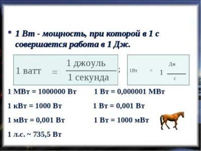 Как измерить киловатты