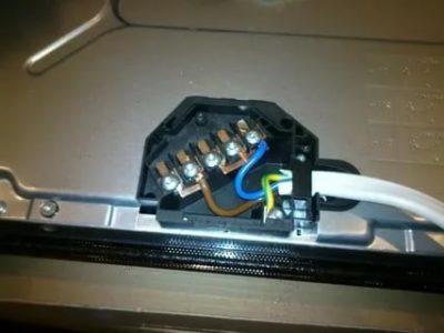 Как подключить варочную электрическую панель