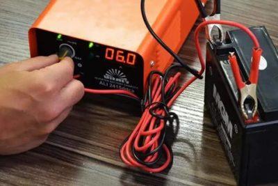 Чем можно зарядить аккумулятор