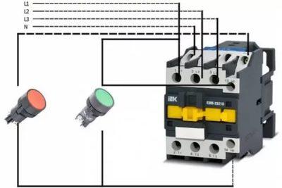 Как правильно подключить магнитный пускатель