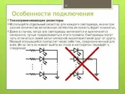 Что такое токоограничивающий резистор