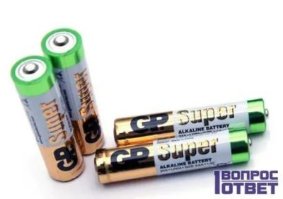 Можно ли заряжать батарейки Alkaline