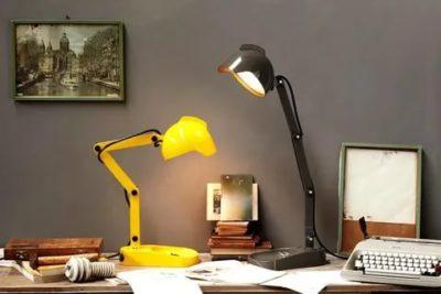 Как правильно выбрать настольную лампу