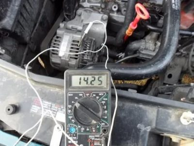 Какая должна быть зарядка аккумулятора от генератора