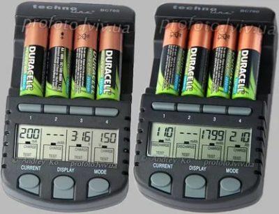 Как правильно проверить пальчиковые аккумуляторы