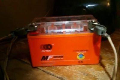Как правильно заряжать гелевый аккумулятор