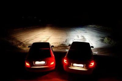 Что такое ксенон на машину