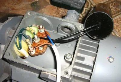 Как подключить двигатель на 380 вольт