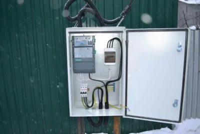 Что нужно для подключения к электросети