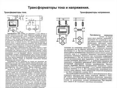 Для чего нужны трансформаторы тока и напряжения
