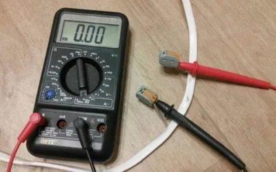 Как с помощью мультиметра измерить мощность