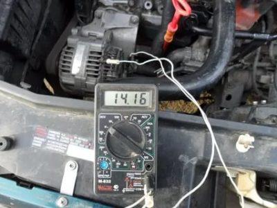 Какое должно быть напряжение от генератора