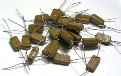 Какие есть конденсаторы