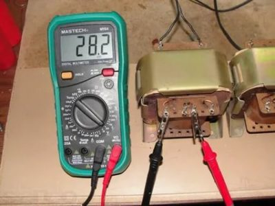 Как измерить силу тока в трансформаторе
