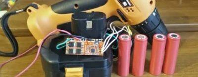 Как заряжать литий ионный аккумулятор в первый раз