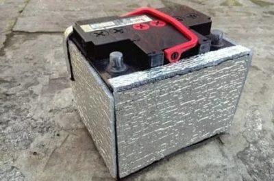 Можно ли хранить автомобильный аккумулятор в жилом помещении