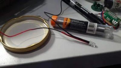 Как проверить инфракрасный светодиод мультиметром