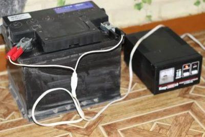 Можно ли заряжать заряженный аккумулятор