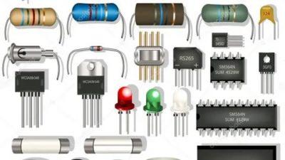 Что такое резисторы и транзисторы