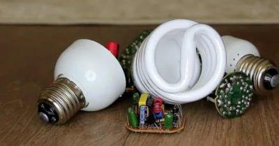 Как делают светодиодные лампы