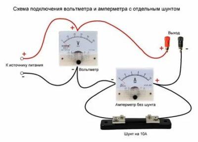 Как правильно подключать амперметр