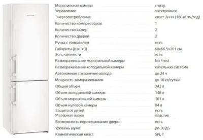 Сколько киловатт в сутки берет холодильник